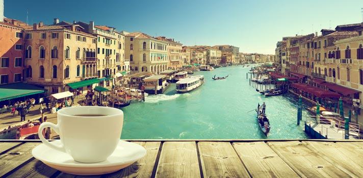Itália tem bolsa integral para mestrado em café