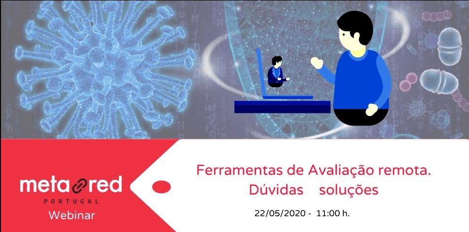 Metared Portugal debateu ferramentas de avaliação remota