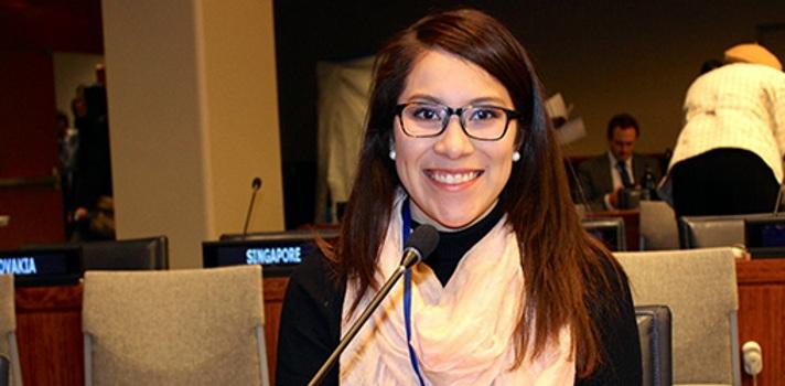 Empodera a la mujer con videominuto ganador en la ONU