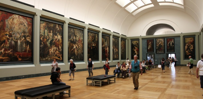 Visita gratis los mejores museos del mundo.