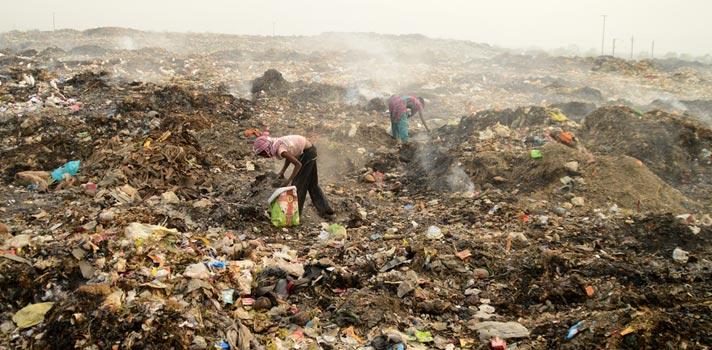 Poluição mata mais de 1,7 milhão de crianças anualmente, diz OMS