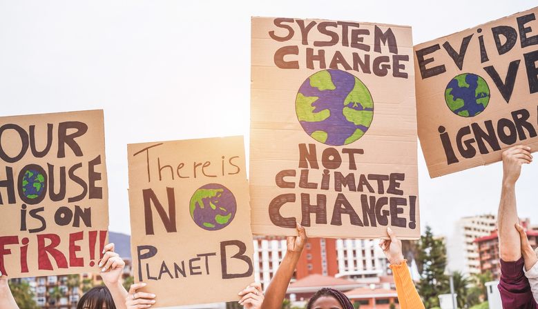 A comunidade científica tem vindo a alertar para os problemas decorrentes das alterações climáticas.