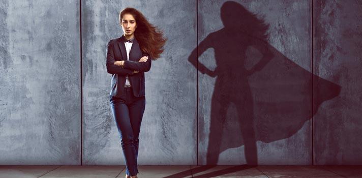 As mulheres e os cargos de liderança