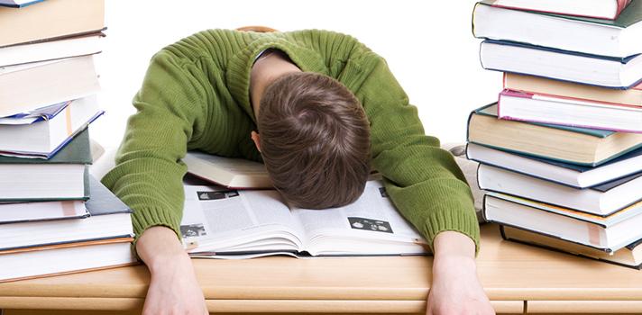 No dormir lo suficiente afecta el rendimiento académico