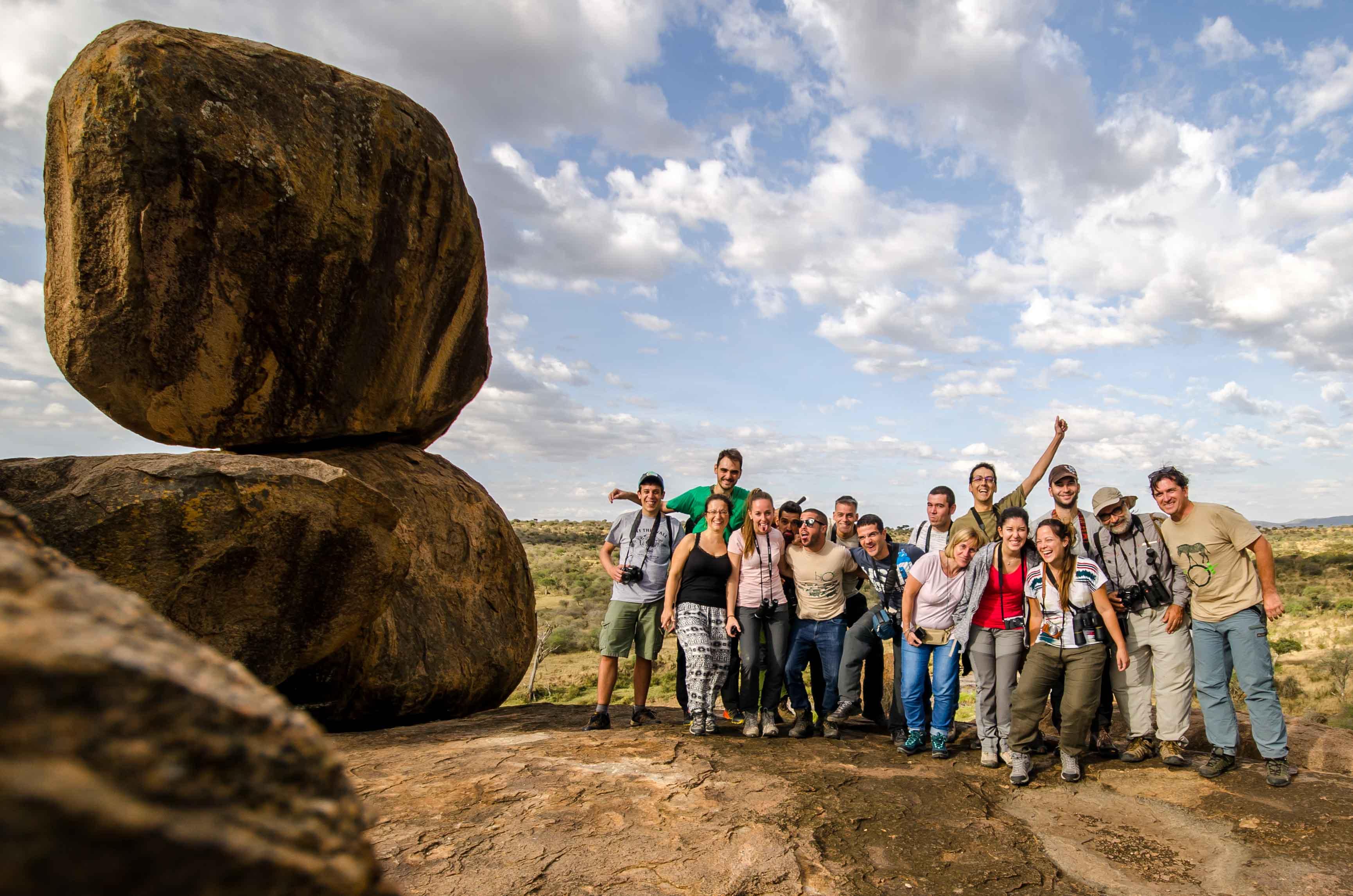 Más que formarse, mucho más que viajar: los cursos de campo de Bio+