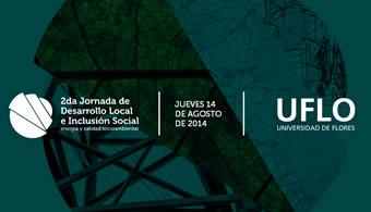 <p style=text-align: justify;>Llega la <strong>2° Jornada de Desarrollo Local e Inclusión Social</strong> que organiza la <a href=https://institucional.uflo.edu.ar/2011/ target=_blank><strong>Universidad de Flores (UFLO)</strong></a>, Sede Regional Comahue. En esta oportunidad, se trabajarán las temáticas energía y calidad socioambiental.</p><p style=text-align: justify;><br/><br/>Según informaron desde la casa de estudios, se pretende convocar a un debate intersectorial y académico sobre las políticas de <strong>energía</strong> y su incidencia en la <strong>calidad de vida</strong> desde el punto de vista<strong> social</strong> y <strong>ambiental</strong>. Además, constituye un debate de análisis y reflexión sobre la convergencia de políticas públicas y de iniciativas privadas en el campo del desarrollo energético del país con foco en la región norpatagónica.</p><p style=text-align: justify;><br/><br/>Cabe señalar que la Jornada propone una mirada desde la lógica de la formación universitaria de ciudadanos responsables social y ambientalmente, y de profesionales con aptitud para sumarse al proyecto de crecimiento de la Nación que implican las políticas energéticas.</p><p style=text-align: justify;><br/><br/><strong>Con entrada libre y gratuita</strong>, pero con <a href=https://uflodg.com.ar/formulario_jornadas/ target=_blank><strong>inscripción previa</strong></a>, la cita es el 14 de agosto, de 9 a 18, en Av. Mengelle 8, Cipolletti, Río Negro. Los temas de debate serán:</p><p style=text-align: justify;><br/><br/>• Desafíos regionales para el desarrollo con sustentabilidad.</p><p style=text-align: justify;><br/>• Rol de la Universidad como articulador de actores institucionales en el desarrollo con inclusión.</p><p style=text-align: justify;><br/>• Necesidades de formación de las personas para el desempeño de una industria energética sustentable social y ambientalmente.</p><p style=text-align: justify;></p><p style=text-align: justify;><br/>Destinado a funciona