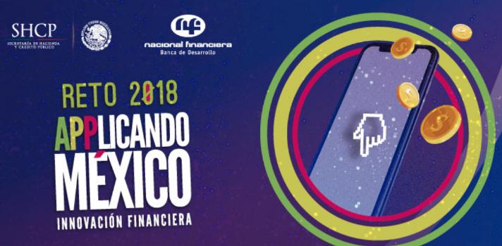 "Nueva convocatoria ""Applicando México"""