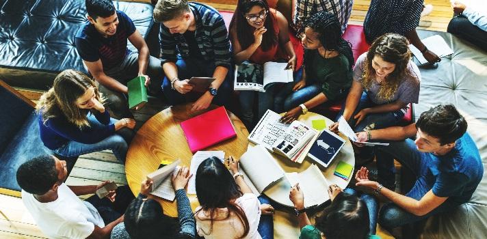 La educación inclusiva se basa en el trabajo en equipo y el aprendizaje colaborativo