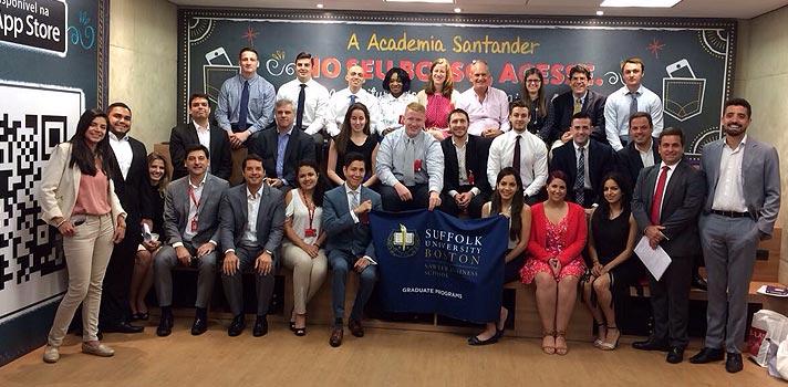 Universia Open Challenge desafia alunos de MBA e tem dia de interação com o Grupo Santander