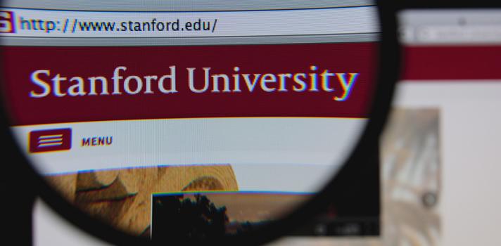 Organização oferece bolsas de até US$ 65 mil para estudar em Stanford