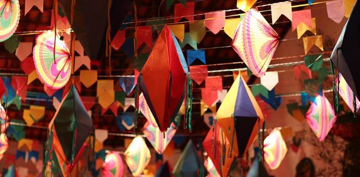 Qual é a origem das festas juninas?