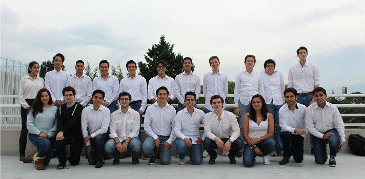 Los miembros de Panteras e-racing nos cuentan su proyecto desde sus orígenes