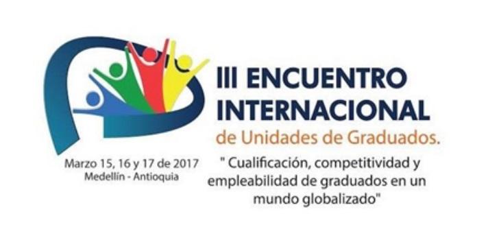 <p>La organización de la tercera edición del<a href=https://noticias.universia.net.co/net/files/2016/8/9/brief-iii-encuentro-internacional-graduados-marzo-15-16-y-17-de-2017-ok-1-.pdf target=_blank>Encuentro Internacional de Unidades de Graduados</a>, está a cargo de la Red Nacional de Comunidades de Egresados (RENACE) y Enlace Profesional - Red de Comunidades de Graduados de Antioquia. La propuesta es participar de <strong>conferencias y foros para analizar la cualificación de los graduados universitarios y el mercado laboral</strong> al cual acceden. Se desarrollará los días <strong>15, 16 y 17 de marzo de 2017 en la Universidad Nacional de Colombia sede Medellín</strong> y los cupos son limitados.<br/><br/><br/><strong>Lee también<br/></strong>><a href=https://noticias.universia.net.co/educacion/noticia/2016/09/05/1143332/propuestas-concretas-aminorar-desercion-educacion-superior-reto-universidades.html target=_blank>Propuestas concretas para aminorar la deserción en la educación superior: el reto de las universidades<br/></a>><a href=https://noticias.universia.net.co/educacion/noticia/2016/08/03/1142368/universidades-deben-considerarse-enteramente-responsables-frente-fenomeno-desercion-aseguro-dr-jamil-salmi.html target=_blank>Las universidades deben considerarse enteramente responsables frente al fenómeno de la deserción, aseguró el Dr. Jamil Salmi<br/></a>><a href=https://noticias.universia.net.co/portada/noticia/2016/09/05/1143330/universidades-pais-indagaron-exito-producto-digital-seminario-diseno-experiencia-usuario.html target=_blank>Universidades del país indagaron sobre el éxito de un producto digital en el Seminario Diseño de Experiencia de Usuario</a></p><p><a href=https://noticias.universia.net.co/portada/noticia/2016/09/05/1143330/universidades-pais-indagaron-exito-producto-digital-seminario-diseno-experiencia-usuario.html target=_blank><br/><br/></a></p><p><strong>Propuesta del encuentro para graduados universitarios</strong></p><p>El tercer Encuent