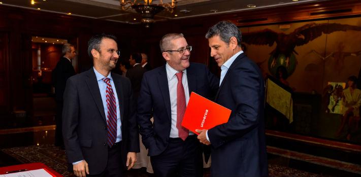 Participan 25 rectores en el Consejo de Administración de Universia México