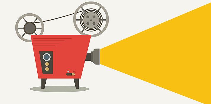 El cine es un buen recurso para practicar idiomas y conocer otras culturas