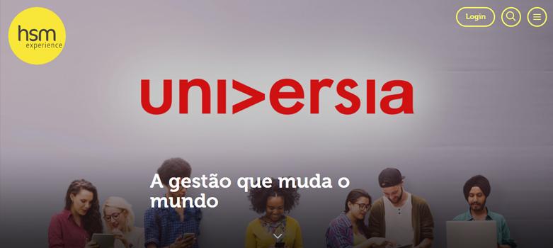 Universia Brasil e HSM Experience lançam trilha de conhecimento sobre empreendedorismo universitário