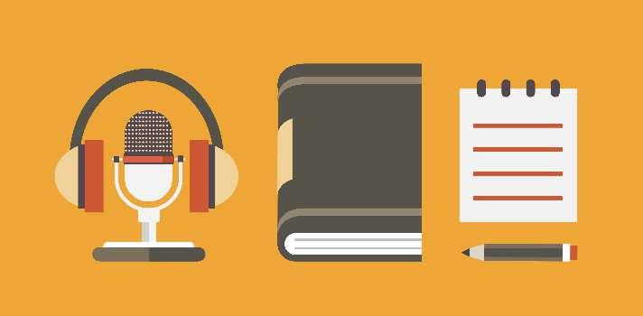 8 buenos podcasts para aprender inglés