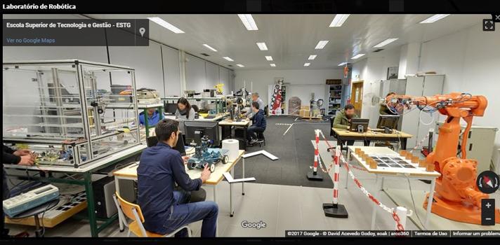 Politécnico de Leiria oferece tour virtual às suas instalações