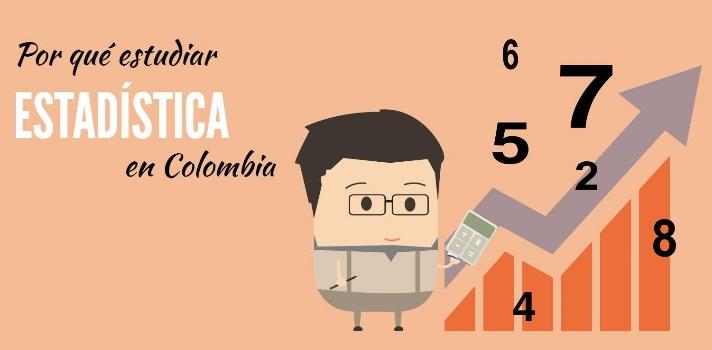 Por qué estudiar Estadística en Colombia