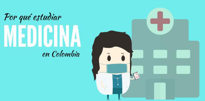 Por qué estudiar Medicina en Colombia