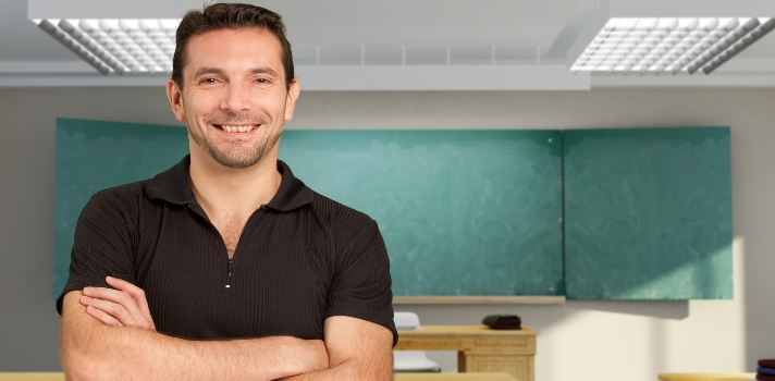 Sin la presencia de los docentes, la educación no tiene futuro