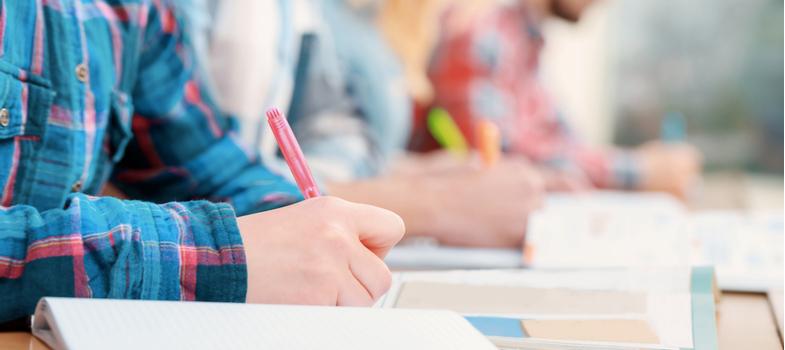 Se apenas estudares na véspera do exame podes acusar pressão e cansaço