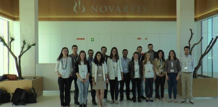 Estudantes da Universidade de Coimbra e do IST representam Portugal no BioCamp 2015