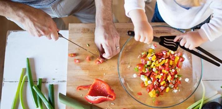 Mejora tus hábitos alimenticios con Fundación MAPFRE y Practicooking