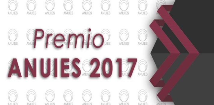 Conoce la convocatoria del Premio Nacional de la ANUIES edición 2017