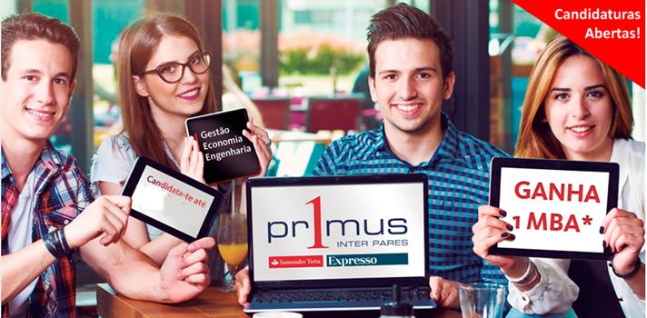Prémio Primus Inter Pares com candidaturas prorrogadas