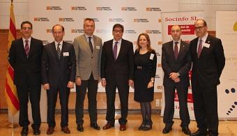 """La UNIZAR recibió el premio """"Aragón 2015 Sociedad de la Información"""""""