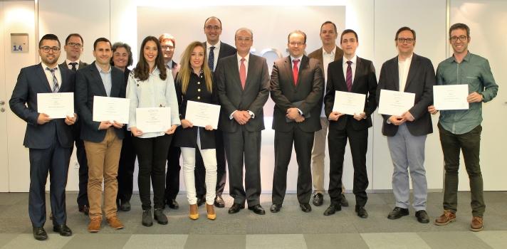 AENOR entrega los premios sobre trabajos académicos de estandarización