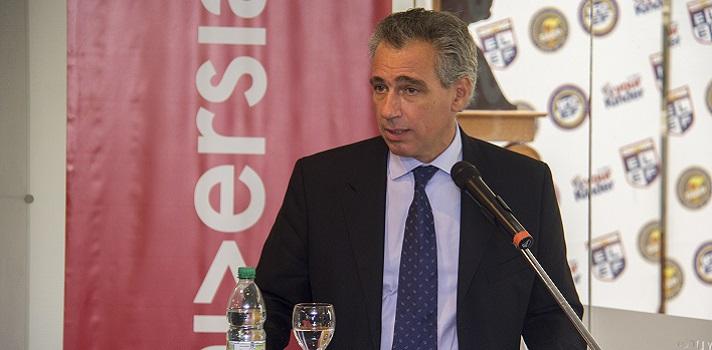 Julio Luis Sanguinetti, Director General de Universia