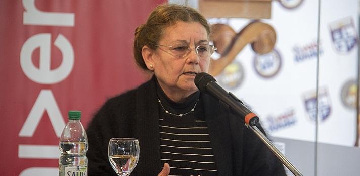 Edith Moraes, Subsecretaria de Educación