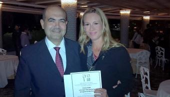 Profesora de la UMH fue premiada por mejor Tesis Doctoral en Ingeniería Mecánica