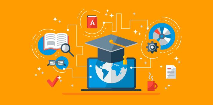 Los cursos online son una modalidad sencilla, rápida y accesible de masificar contenidos.