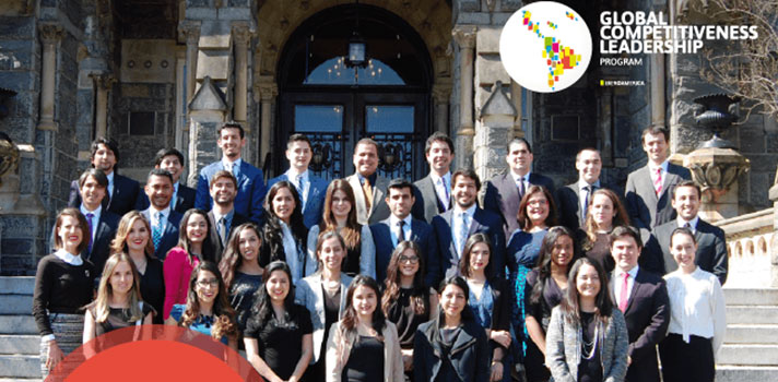 """<p>El 23 de mayo, la<a title=Universidad de Georgetown - Estudiar en el Extranjero href=https://www.universia.net.mx/estudiar-extranjero/estados-unidos/universidades/universidad-georgetown/735/40955 target=_blank>Universidad de Georgetown</a> con sede en Washington, D.C., abrió la convocatoria en busca jóvenes líderes de Ecuador. El <strong>Programa de Liderazgo para la Competitividad Global</strong> (GCL por sus siglas en inglés) otorga becas a jóvenes líderes de los ámbitos públicos, empresarial y social.<br/><br/></p><p>""""El programa GCL busca <strong>promover una nueva generación de líderes innovadores, éticos y socialmente responsables</strong>"""", señaló Ricardo Ernst, Director Académico del Programa GCL. """"Durante 10 semanas, los participantes tienen la oportunidad de analizar e identificar oportunidades y desafíos regionales a través de cursos multidisciplinarios y deben desarrollar un proyecto de alto impacto para llevar a cabo cuando regresen a su país.""""<br/><br/></p><p>A la fecha, el Programa GCL ha impactado a <strong>359 líderes emergentes de 19 países de Iberoamérica</strong>. Un gran número de los egresados ocupan cargos importantes en empresas promoviendo prácticas socialmente responsables y en gobiernos impulsando nuevas visiones de colaboración para generar políticas públicas innovadoras e integrales. Otros han emprendido en el sector social donde dirigen iniciativas de gran impacto.<br/><br/></p><p>Jóvenes interesados podrán aplicar para el Programa GCL a través dela<a title=Inscripción Programa GCL href=https://www.GCL.latinamericanboard.com target=_blank>página web oficial del evento</a>hasta el 25 de julio. Deben tener <strong>entre 24 y 34 años de edad</strong>, <strong>haber estudiado una licenciatura y dominar el idioma inglés</strong>.<br/><br/></p><p>El Programa GCL fue fundado por el Latin American Board (Junta Directiva Latinoamericana) de la Universidad de Georgetown como parte de su misión de promover mayor vinculación entre la Universidad"""