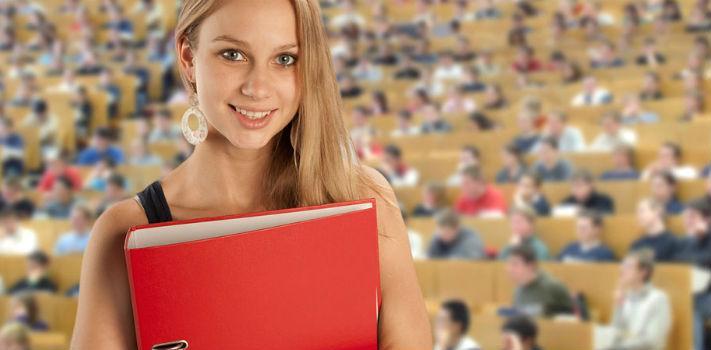 De 10 alunos que começam um curso, apenas três acabam satisfeitos com a escolha inicial