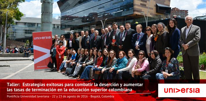 <p>Este evento tuvo como punto de encuentro la Universidad Javeriana. Durante las dos jornadas se desarrollaron propuestas concretas para aminorar la deserción en la educación superior, fenómeno que se presenta con mayor impacto en América Latina.<br/><br/></p><p><strong>Lee también:</strong><br/><a href=https://noticias.universia.net.co/educacion/noticia/2016/08/03/1142368/universidades-deben-considerarse-enteramente-responsables-frente-fenomeno-desercion-aseguro-dr-jamil-salmi.html title=target=_blank>Las universidades deben considerarse enteramente responsables frente al fenómeno de la deserción, aseguró el Dr. Jamil Salmi</a><br/><br/></p><p>En este espacio, organizado por Universia Colombia con el apoyo del Centro de Desarrollo Universia, se analizaron las estrategias para combatir la deserción y aumentar las tasas de terminación en la educación superior colombiana, las experiencias nacionales e internacionales que se aplicaron de forma exitosa. Así como los mecanismos de retención y las herramientas con las que cuentan los encargados de áreas como Bienestar Universitario, Orientación y demás departamentos institucionales para brindar apoyo a sus estudiantes en aspectos económicos, psicológicos y académicos.</p><p>En esta ocasión, el especialista fue el Doctor<span></span><strong>Jamil Salmi</strong>, experto internacional en reformas de educación superior que durante años trabajó como coordinador de los programas de educación superior del Banco Mundial y que actualmente se desempeña como<span></span><strong>consultor de gobiernos, agencias de cooperación y universidades</strong>.<br/><br/><br/>A continuación, te invitamos a ver un informe sobre la deserción estudiantil:</p><iframe width=700 height=315 src=https://www.youtube.com/embed/TCp9USS3CXE frameborder=0 allowfullscreen=allowfullscreen></iframe>