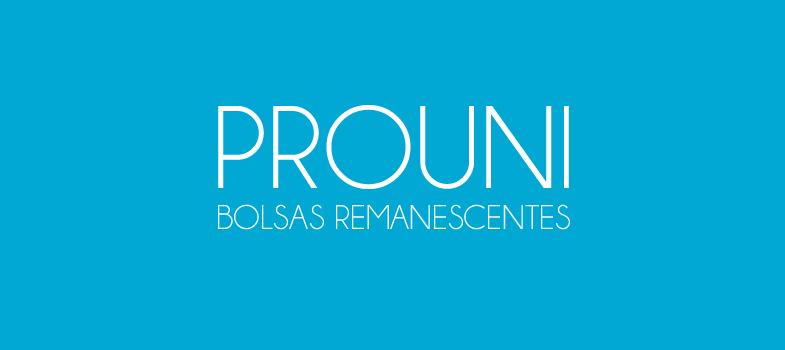 Inscrições para 77 mil vagas remanescentes do Prouni começam nesta segunda