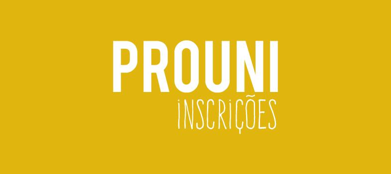 Prouni 2º semestre: inscrições começam em 6 de junho