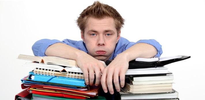 Te distraes fácilmente en tus horas de estudio