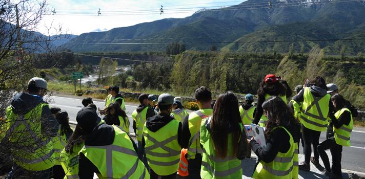 Ingeniería Civil en Prevención de Riesgos y Medio Ambiente, una carrera que crece y profundiza su quehacer profesional