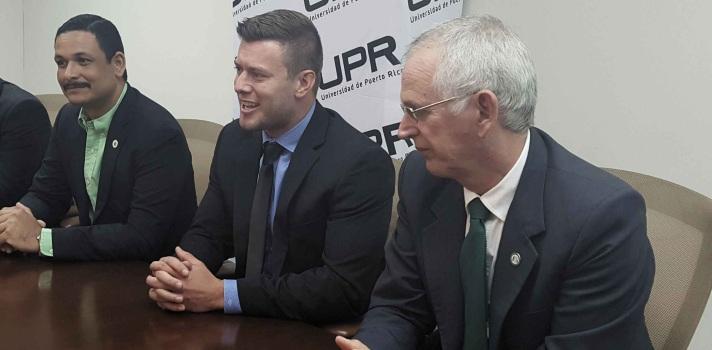 RUM y Ahkeo firman acuerdo para establecer primera Laboratorio de Microrredes de Puerto Rico