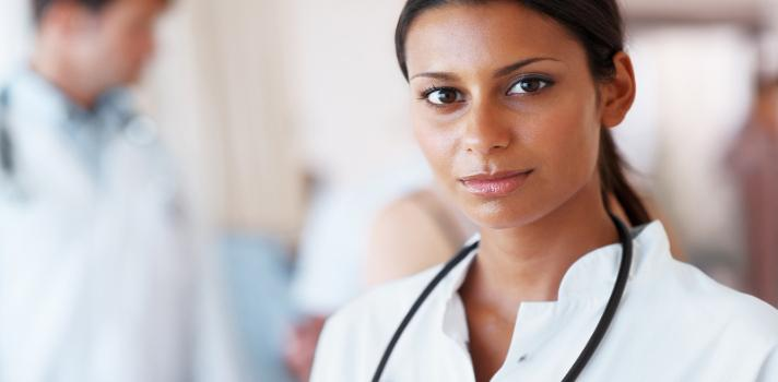 O curso de medicina continua a apresentar médias altas e muitos candidatos.