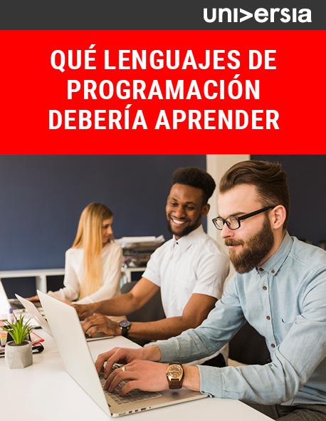 Ebook: Que lenguajes de programacion deberia aprender