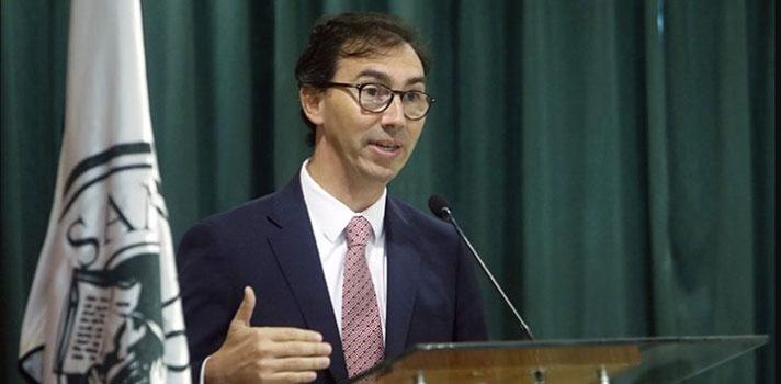 Raúl Figueroa fue jefe de la División Jurídica y del comité de asesores del Ministerio de Educación durante el anterior mandato