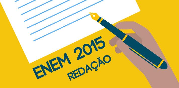 Por dentro da redação Enem 2015: 3 tipos de conclusão para usar na prova