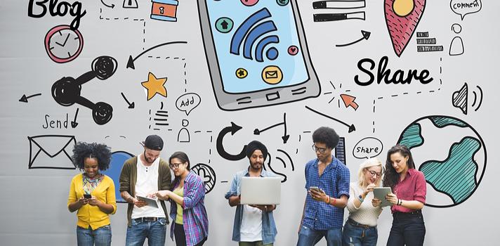 El aprendizaje colaborativo es una tendencia que irá ganando fuerza con la digitalización de la educación