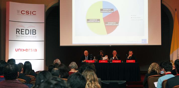 El viernes se realizó Encuentro de la Red Iberoamericana de Innovación y Conocimiento Científico, REDIB